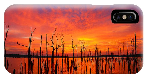 Fired Up Morn IPhone Case