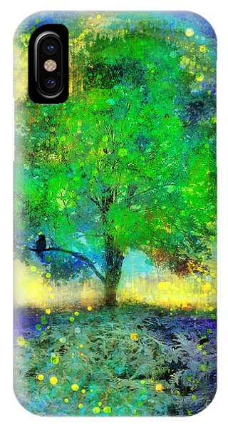 Firefly Summer Nights IPhone Case