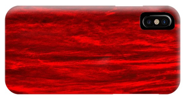 Firesky Phone Case by Marquis Crumpton
