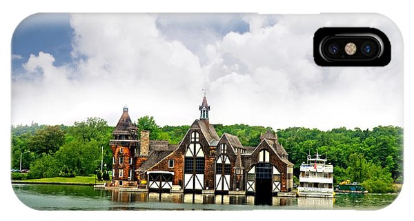 Firestation On The 1000 Islands IPhone Case