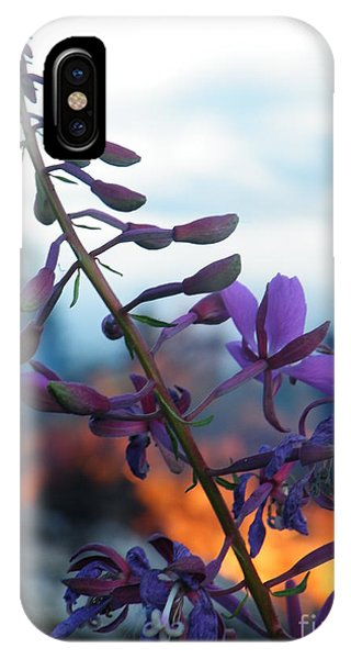 Fireweed Number Five IPhone Case