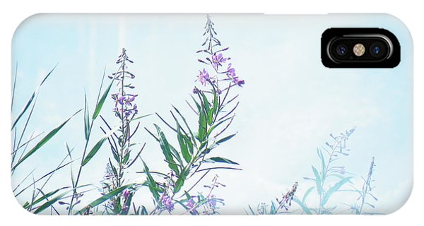 Fireweed Number Two IPhone Case