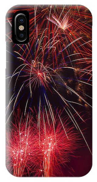 Firework Majesty  IPhone Case