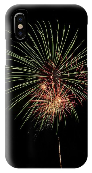 Fireworks 5 IPhone Case