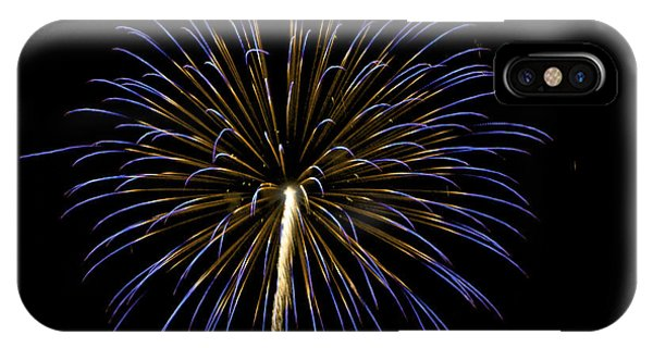 Fireworks Bursts Colors And Shapes 3 IPhone Case