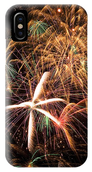 Fireworks Exploding Everywhere IPhone Case