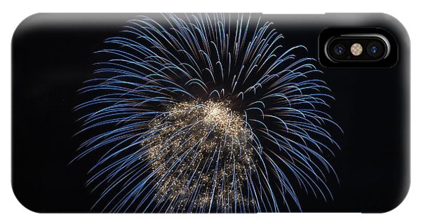 iPhone Case - Fireworks by George Fredericks
