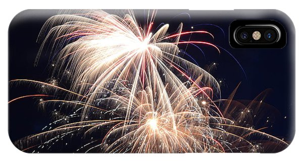 Fireworks II IPhone Case
