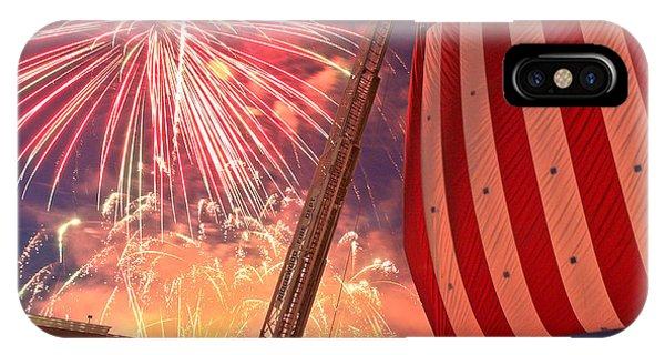 Fireworks Phone Case by Jim DeLillo