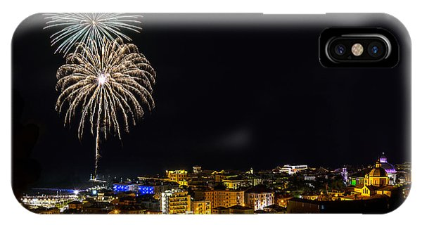 Fireworks Loano 2013 3335 - Ph Enrico Pelos IPhone Case