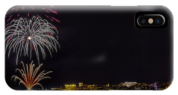 Fireworks Loano 2013 3374 - Ph Enrico Pelos IPhone Case