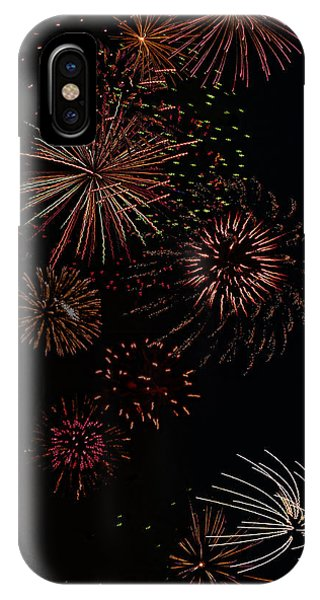 Fireworks - Phone Case Design IPhone Case