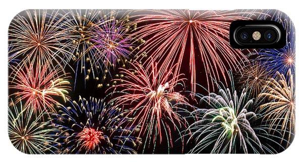 Fireworks Spectacular IIi IPhone Case