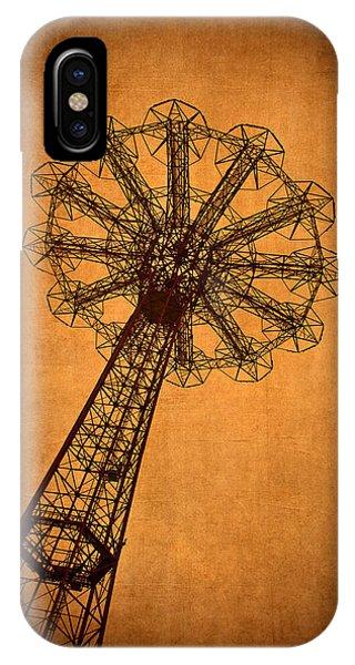Tower iPhone Case - Firey Inspiration by Evelina Kremsdorf
