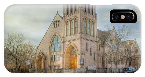 First Avenue Presbyterian Church  IPhone Case