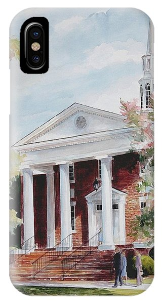 First Baptist Church Sold IPhone Case