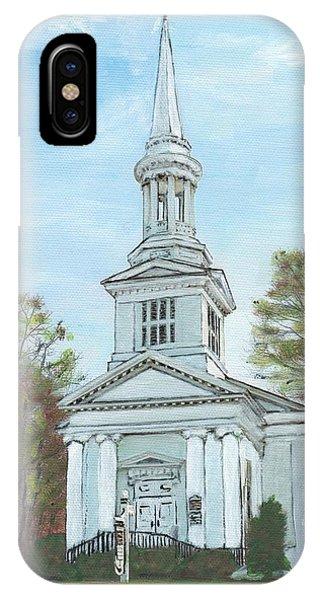 First Church Sandwich Ma IPhone Case