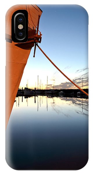First Light Across The Bow IPhone Case