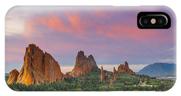 First Light Of Day Phone Case by Tim Reaves