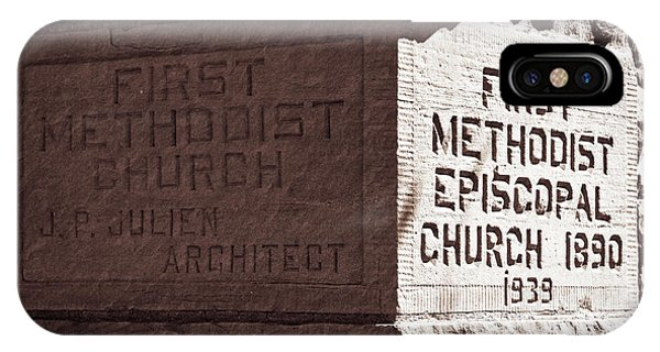 First Methodist Episcopal Church IPhone Case