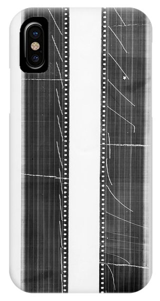Racquet iPhone Case - First Nuclear Reactor Radiation by Oak Ridge National Laboratory, Courtesy Emilio Segre Visual Archives/american Institute Of Physics