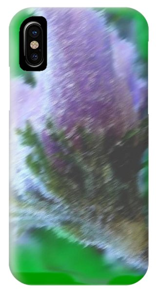 First Spring Flower Phone Case by Dr Loifer Vladimir
