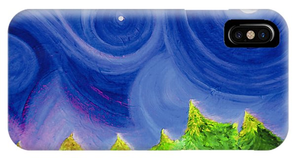 First Star By  Jrr IPhone Case