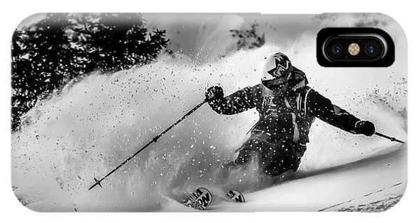 First Tracks.... Phone Case by Eric Verbiest