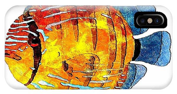 Fish 502-11-13 Marucii IPhone Case