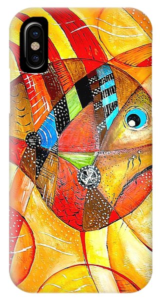 Fish 716-14 Marucii IPhone Case