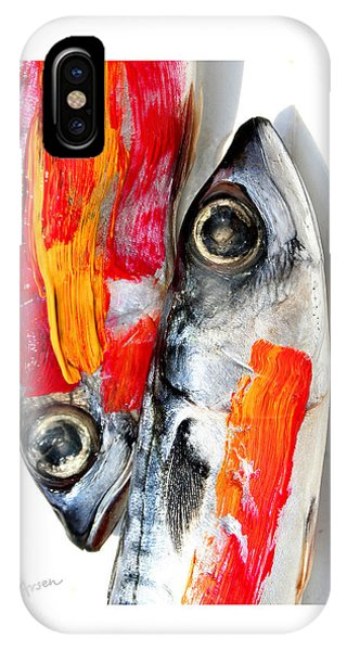 Fish Phone Case by Arsen Arsovski