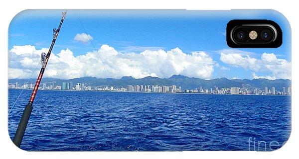 Fish Honolulu  IPhone Case