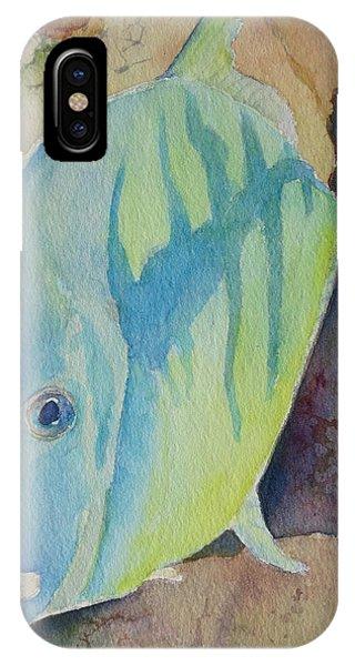 Fish Wish IPhone Case