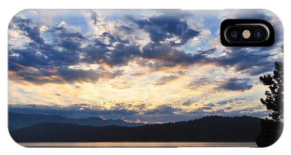 Fisherman's Heaven IPhone Case
