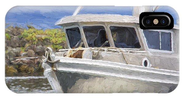 Fisherman's Prayer - West Coast Art IPhone Case