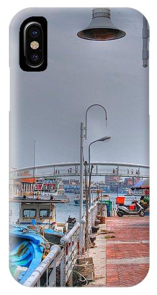 Fisherman's Wharf Taiwan IPhone Case