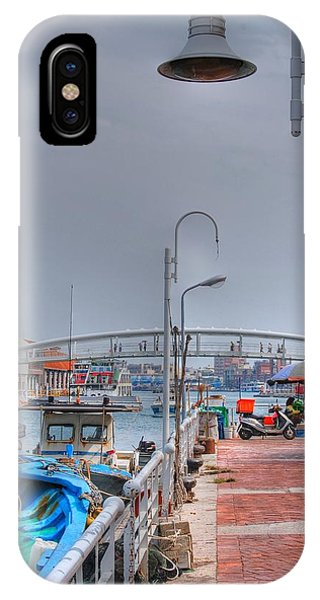 Fisherman's Wharf Taiwan IPhone Case