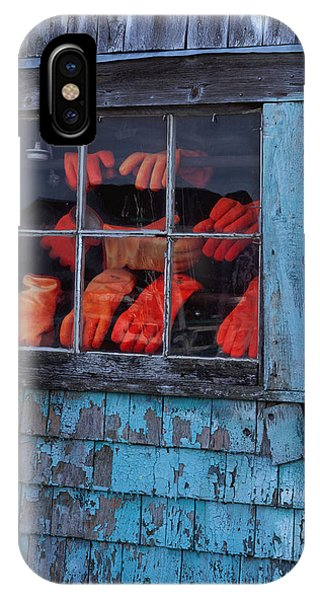 Fishermen's Hands IPhone Case