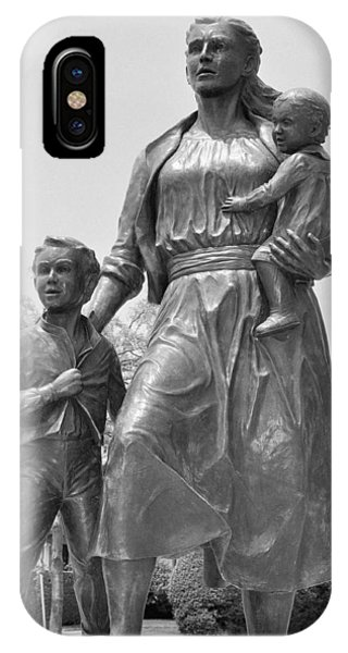 Fishermen's Wives Memorial IPhone Case