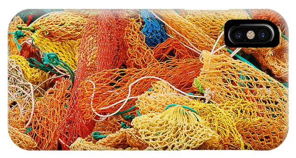 Fishing Float Nets IPhone Case