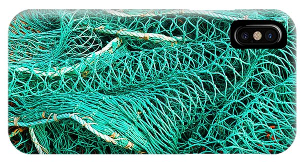Fishing Nets IPhone Case