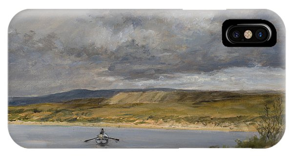 iPhone Case - Fishing Story by Susan Driver