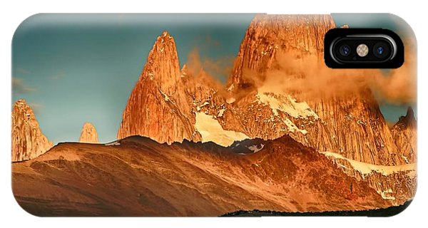 Fitz Roy IPhone Case