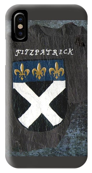 Fitzpatrick IPhone Case