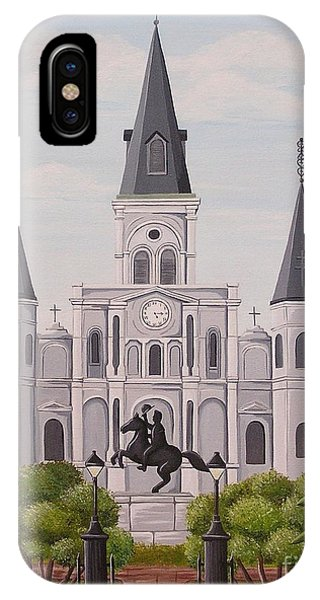 Five Fifteen In New Orleans IPhone Case