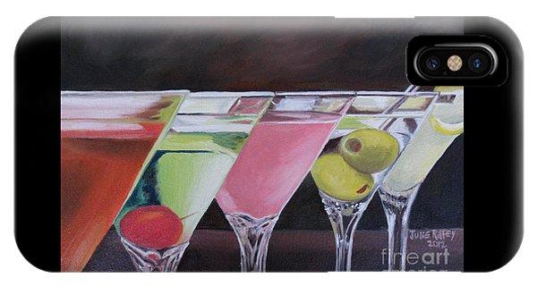 Five O'clock IPhone Case