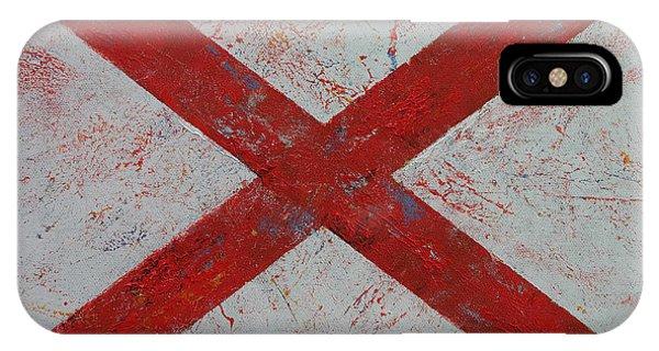 Alabama iPhone Case - Alabama by Michael Creese