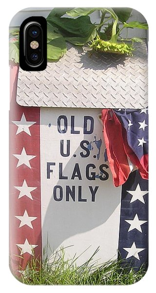 Flags Only IPhone Case