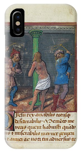 Flagellation Of Christ IPhone Case