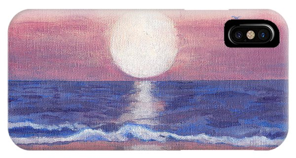 Flagler Beach Dream IPhone Case
